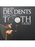 2011 Canada Uncirculated 25 Cents Quarter in Original RCM Package Tooth Fairy