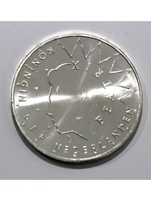 1987 Netherlands Silver Proof 50 Gulden Coin