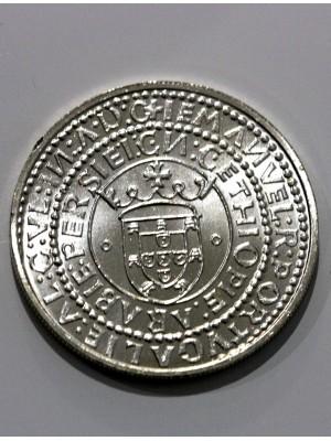 1983 Portugal Silver 1000 Escudos Coin Uncirculated