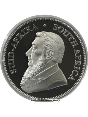 2018 South Africa Silver Proof Krugerrand Coin Limited Issue Now in Stock