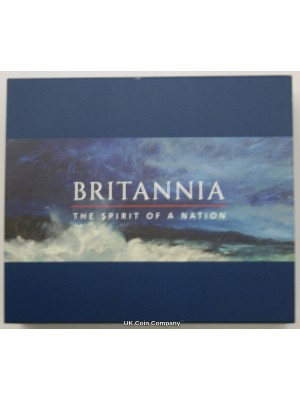 2018 Britannia 1 oz Fine Silver Proof £2 Two Pounds Coin Brand New