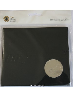 2020 James Bond UK £5 Brilliant Uncirculated Coin Pack