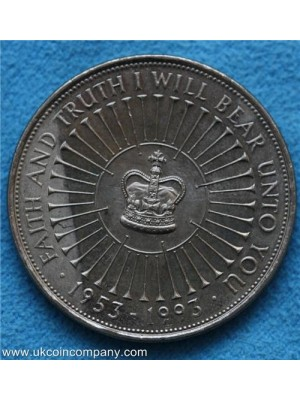 1993 united kingdom five pound coin