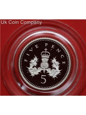 1992 & 1990 uk royal mint silver proof piedfort 10p & 5p coin set box & coa